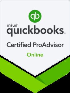 QuickBooks Online Certification Badge
